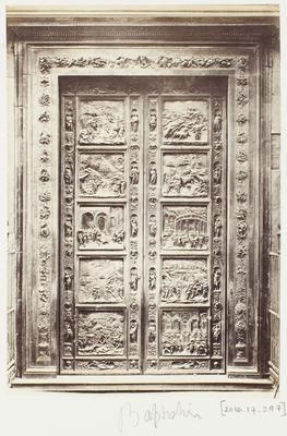 Photograph: Elaborate Door
