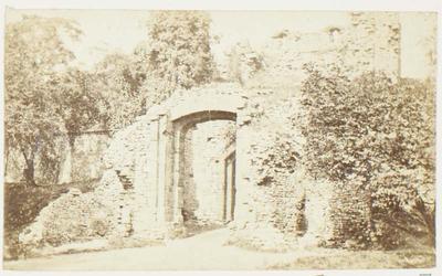 Photograph: Gateway Ruins, Dudley