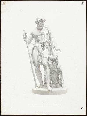 Engraving: Ulysses, J Brown