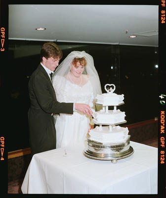 Negative: Smith-Clode Wedding