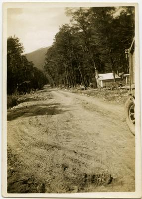 Photograph: Lewis Pass Road