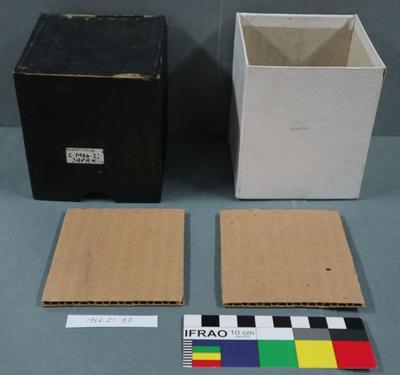 Box: Lantern Slides