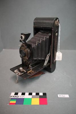 Camera: No. 2A Folding Autographic Brownie
