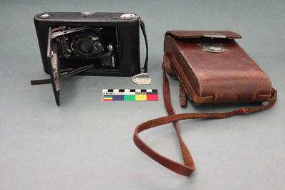 Camera: No.3 Autographic Kodak Special, Model A