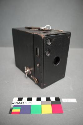 Camera: No. 2A Brownie Camera, Model B