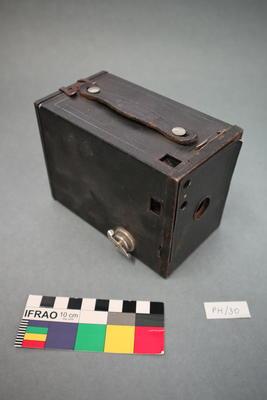 Camera: No. 2 Brownie, Model F