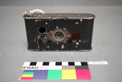 Camera: Vest Pocket Autographic Kodak