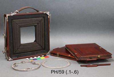 Fragments: Camera Parts;