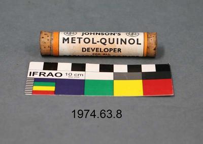 Developer: Metol-Quinol