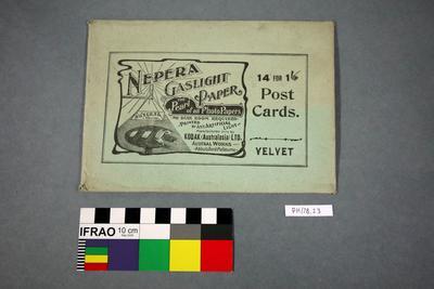 Paper: Nepera Gaslight