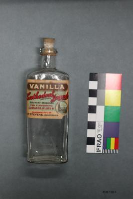 Bottle: Vanilla
