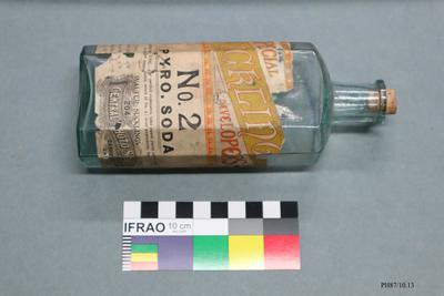 Bottle: No 2 Pyro Soda