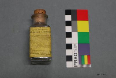 Bottle: Tabloid Metol-Quinol Accelerator