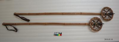 Ski Poles: Byrd Expedition 1928-1930