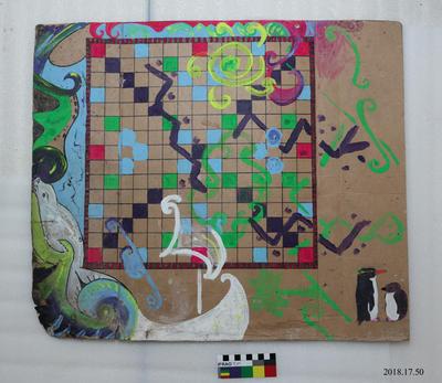 Artwork: Board Game