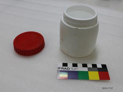 Container: Plastic
