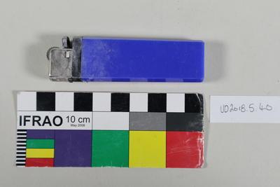Lighter: Blue