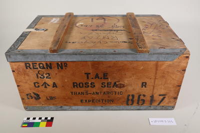 Crate: TAE Ross Sea