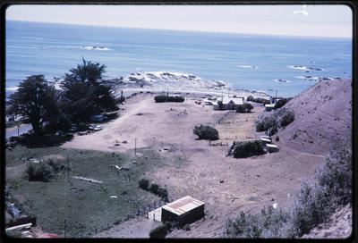 35mm Slide: General View, Fyffe Site Archaeological Excavation (S49/46)