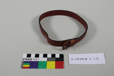 Strap: Leather