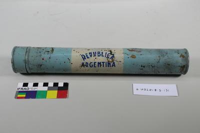 Tin: Republica Argentina