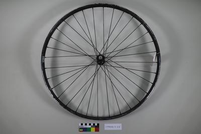 Wheel: Metal