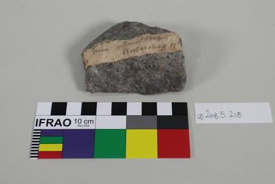 Rock: Mount Erebus