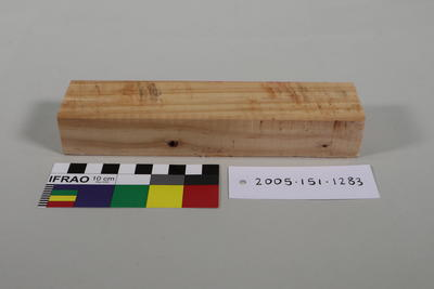 Block: Wood