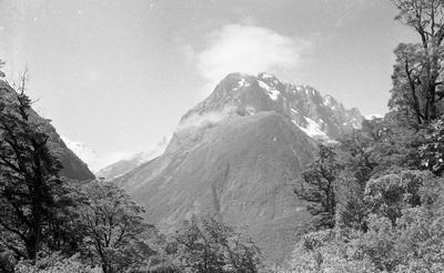 Negative: Mountain Peak