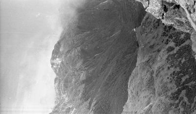 Negative: Mountain Range