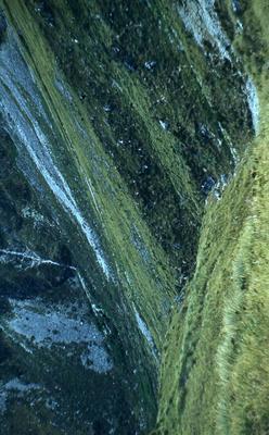 Slide: To Saddle, West Cozette Burn