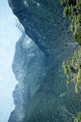 Slide: Mountain Range Above Lake Te Au