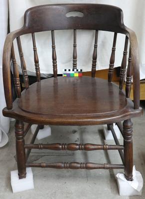 Chair: Wooden
