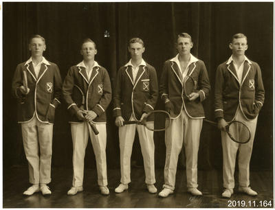 Photograph: Tennis Players