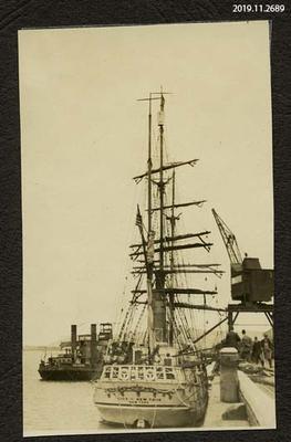 Photograph: Ship