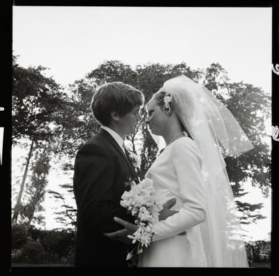 Negative: Baird-Sladen wedding