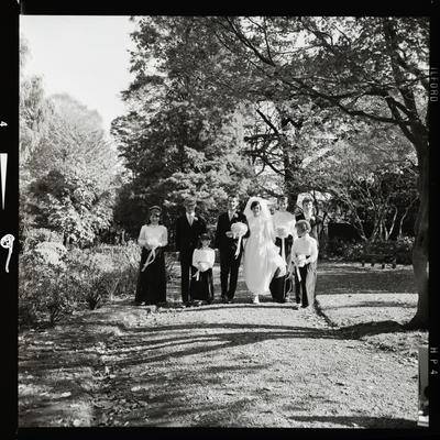 Negative: Robinson-Trail wedding