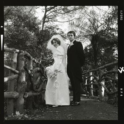 Negative: Kennedy-Brooks wedding