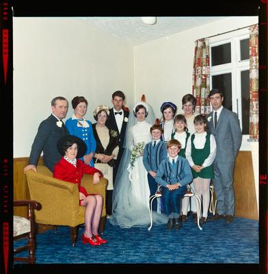 Negative: Gallagher-Lundy wedding