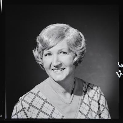 Negative: Mrs Mason's Wigs