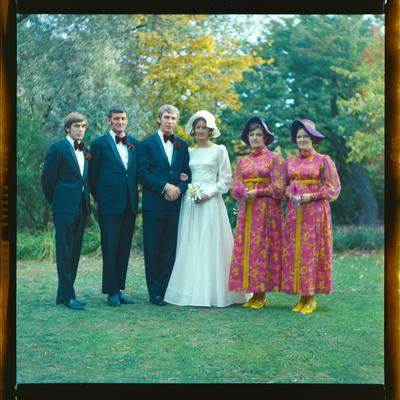 Negative: Pateman-Stravenuiter wedding