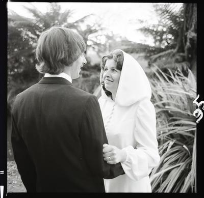 Negative: Cahir-Bennett wedding