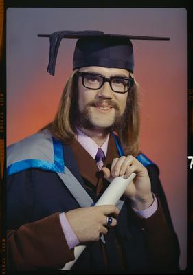 Negative: Mr T Clemens graduation