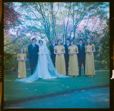 Negative: Bennett-Kearney wedding