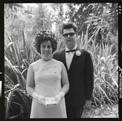 Negative: Barker-Mori wedding