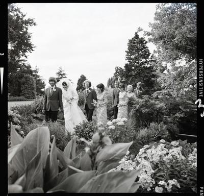 Negative: Botting-Buck wedding