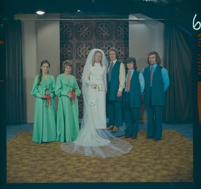 Negative: Guthrie-Reid wedding