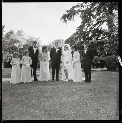 Negative: Hawkes-Beswick wedding