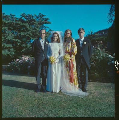 Negative: Janus-Kingan wedding