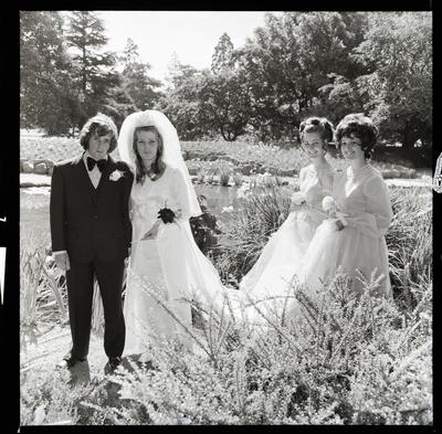 Negative: Powell-Burton wedding